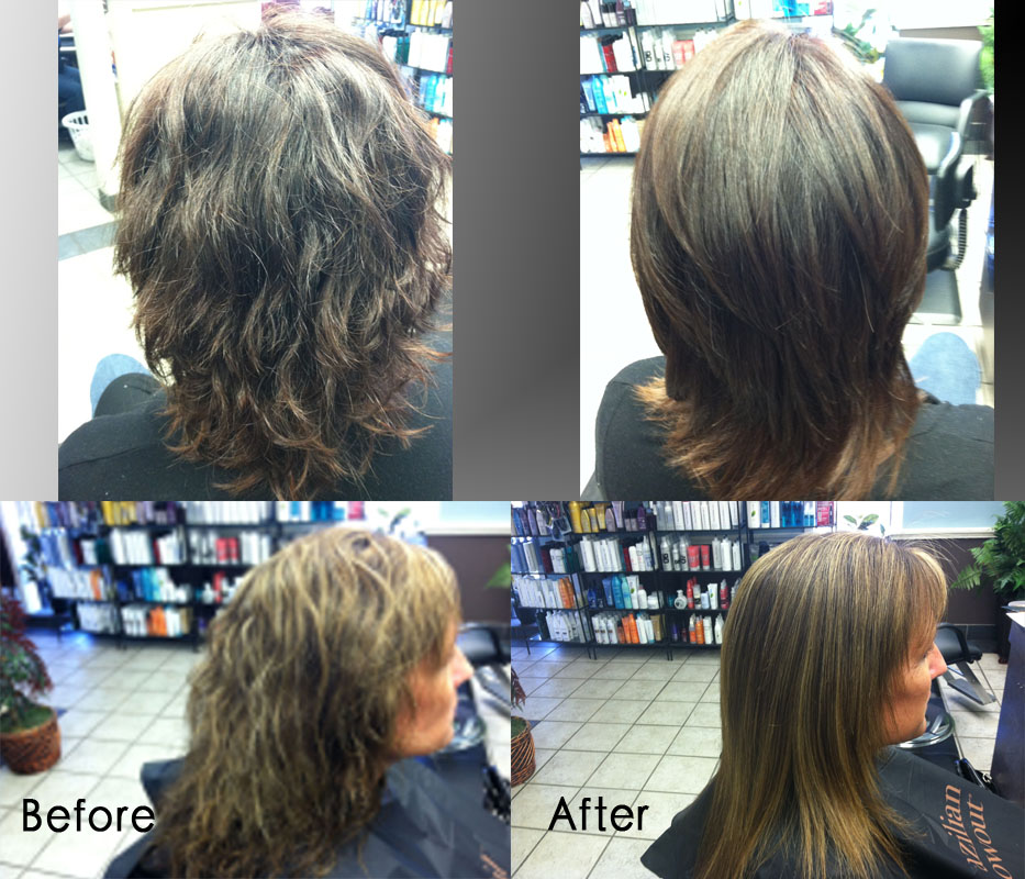 Brazilian Blow Out